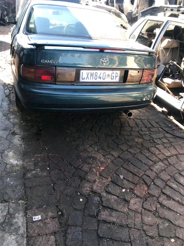 Toyota Camry stripping for spare parts