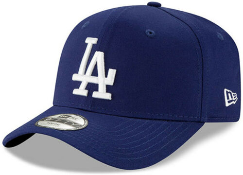 Ages 5-10 years LA Dodgers New Era 950 Kids Team Stretch Snapback Cap