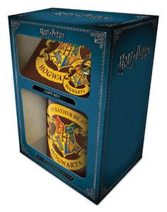 Harry-Potter-Piuttosto-Essere-At-Hogwarts-Sottobicchiere-per-Tazza-amp-Portachiavi