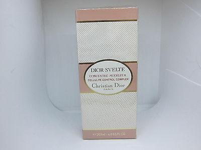 Christian Dior Svelte 200 ml 6.6 oz Cellulite Control Complex 17July21