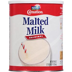 Carnation Malted Milk 40 oz