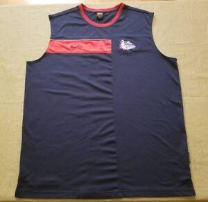 Gonzaga Bulldogs Nike Men S Xl Sewn Sleeveless Basketball Jersey Ebay