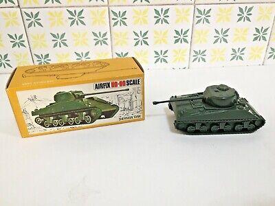 Airfix 09783-5 Sherman Tank Completo Originale Ottimo Con Scatola Scala H0-00 Quell Summer Thirst