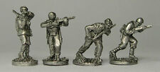 CP Models AB2 20mm Diecast WWII Italian 43-45 RSI Alpini Infantry-Mixed Poses II