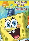 SpongeBob Squarepants Activity Pad by Alligator Products Limited (Paperback, 2010)