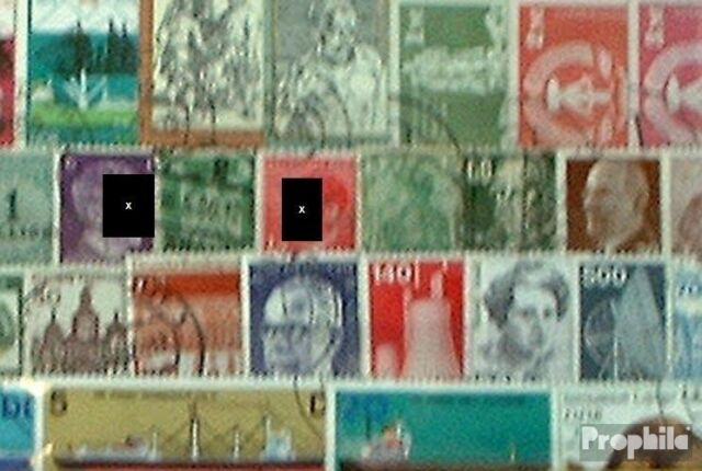Germany 200 different stamps