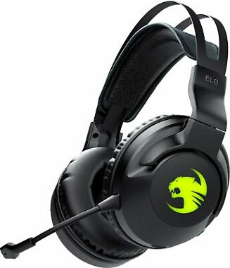 ROCCAT Elo 7.1 Air Wireless RGB PC Gaming Headset with Surround Sound
