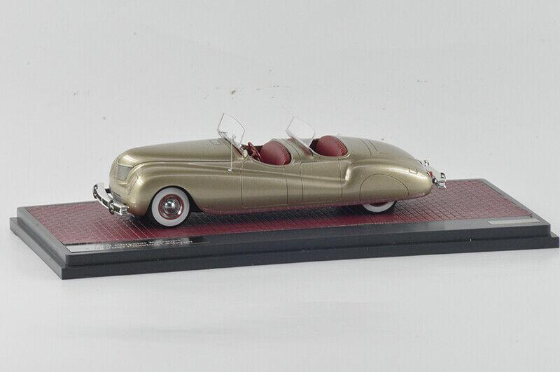 MATRIX MX20303-022 ARRIÈRE CRYSLER NEWPORT DUAL CAPOT MOTEUR PHAÉTON 1941