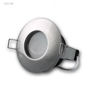 10-x-GU10-Humidor-Iluminacion-Empotrada-Marco-de-montaje-Bad-IP44-Foco-Techo