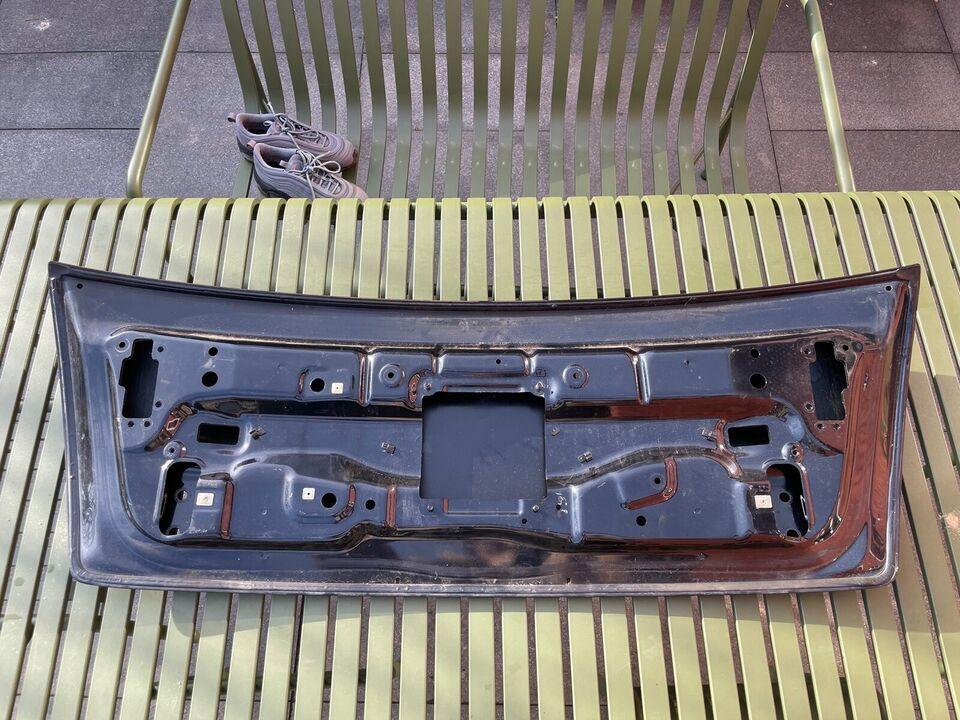 Plade- og karosseridele, Bagklap, Mini Cooper Cabriolet
