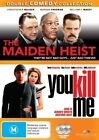 The Maiden Heist You Kill Me Comedy Double 2 Disc DVD R4