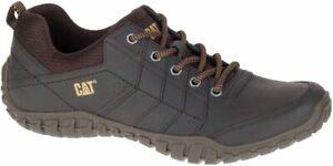 CAT-CATERPILLAR-Instruct-P722310-en-Cuir-Sneakers-Baskets-Chaussures-pour-Homme