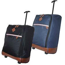 50x40x20 mano leggera bagaglio trolley con ruote da cabina Ryan Air Easy Jet