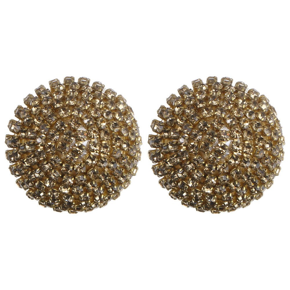 1 Pair of Shoe Clips Shoe Ornaments Woman Shoes Accessories for Women Flats