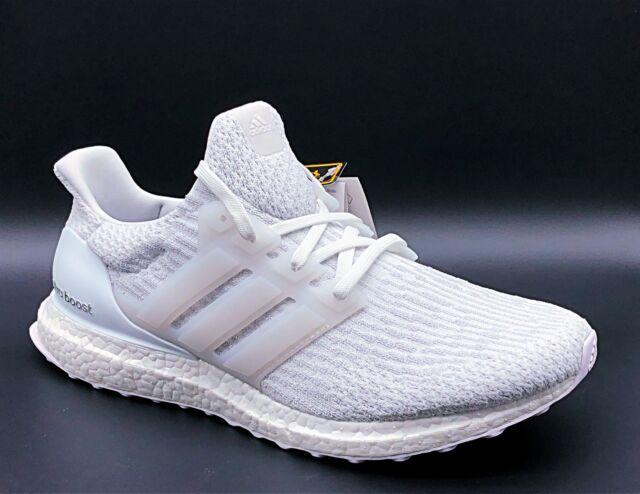 db172dc26f1401 adidas Ultraboost 3.0 CONTINENTAL Triple White Men Running Shoes ...