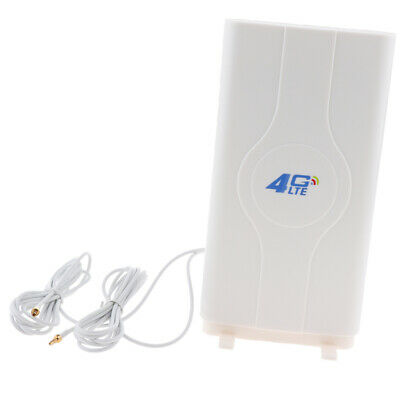 Blazing High Speed 4G LTE 88DBi High Gain Plate Antenna 800MHz to 2700MHz 2M TS9