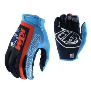 Details zu Troy Lee Design GP Air KTM Team MX MTB Enduro Motocross Handschuhe