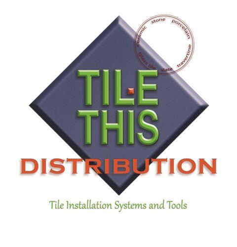 "Spin Doctor Tile Leveling System BASE POST  ~Pick Size~ 1//16/"", 1//8/"", 3//16/"""