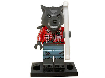 NEW LEGO MINIFIGURES SERIES 14 71010 - Wolf Guy