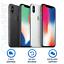 thumbnail 1 - Apple iPhone X Unlocked Smartphone 📱 64GB 256GB Verizon T-Mobile AT&T GSM CDMA