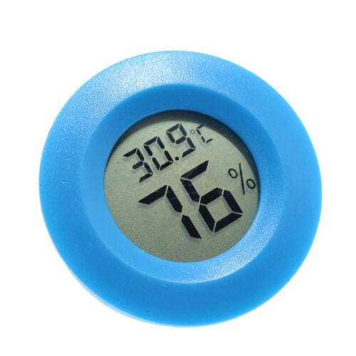 LCD Digital Thermometer Humidity Meter Room Car Temperature Indoor Hygrometer