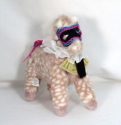 Oatsie Birthday Horse~ Muffy VanderBear Collection ~ Jointed ~ 1991