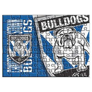 Licensed NRL Canterbury Bulldogs FAMILY Car Sticker Sheet 14 image Birthday Gift