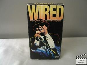 Wired (VHS) Michael Chiklis J.T. Walsh Lucinda Jenney | eBay