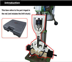 Details About Intbuying Woodworking Square Hole Chisel Mortising Mortise Tenon Drill For Bench