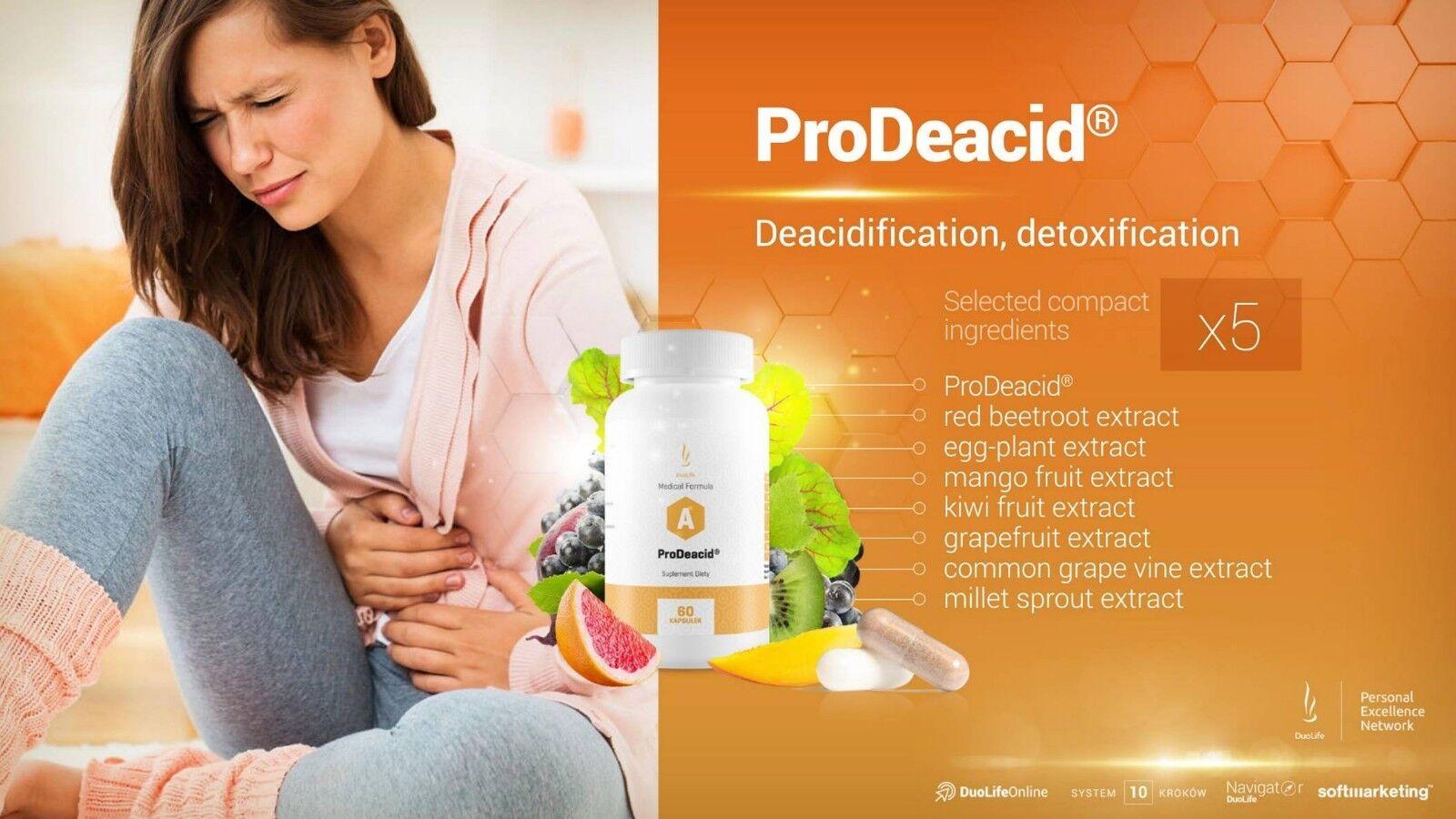 DuoLife, Medical Medical DuoLife, Formula ProDeacid, SALE 5bcbcc