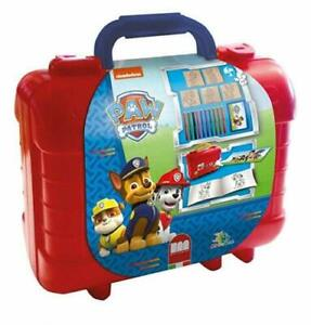 Paw-Patrol-Art-Case-Travel-Set-FAST-SHIP