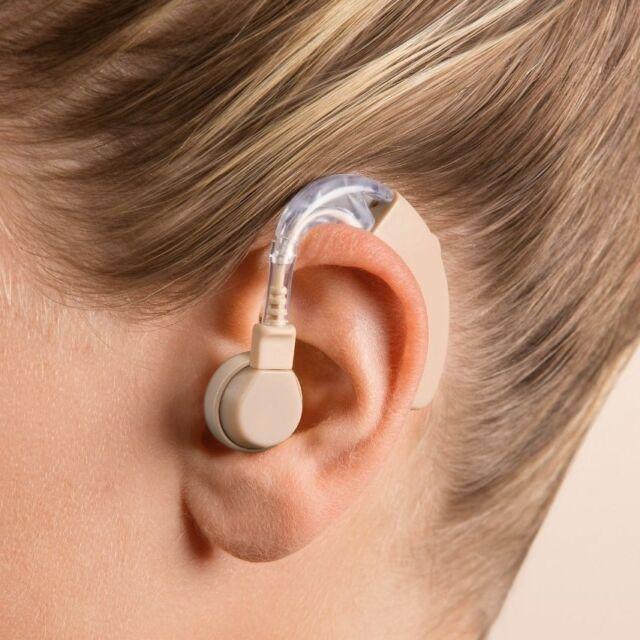 AUDIFONO AMPLIFICADOR DE SONIDO PERSONAL OIDO SORDERA SONOTONE hearing aid