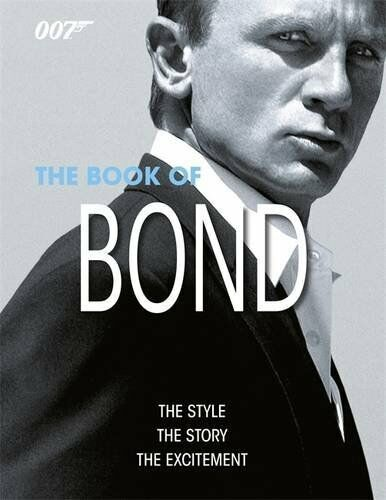 The Book of Bond,Alastair Dougall