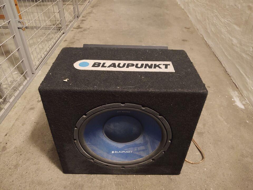 """Blaupunkt 12"""" GT Series, Subwoofer"""