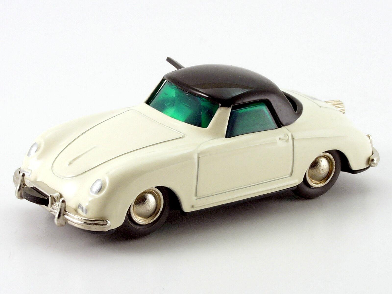 Schuco micro-Racer Porsche 356 356 356 blancoo-negro   102 541bba
