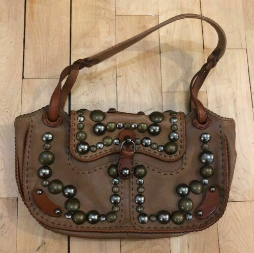 Jamin Puech Studded Leather Bag