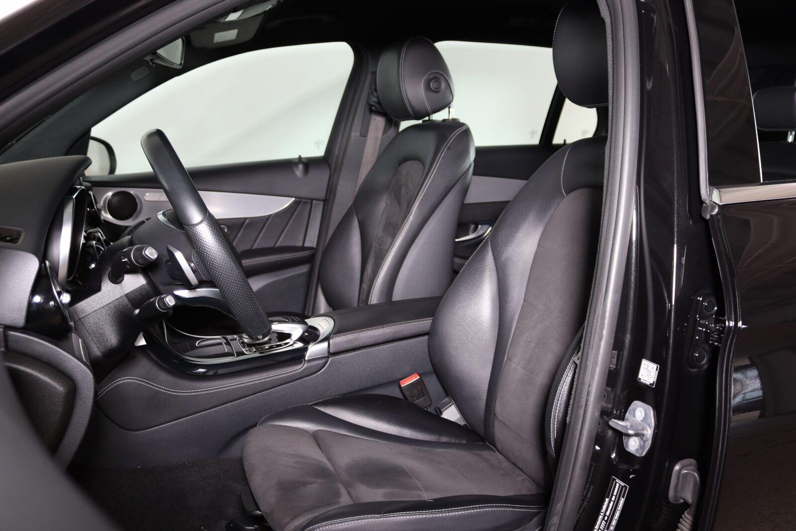 Mercedes GLC350 d 3,0 aut. 4-M - billede 4