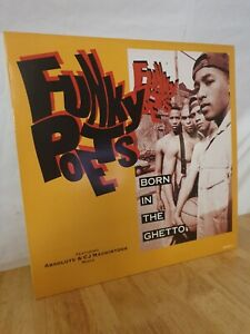 Funky-Poets-Born-In-The-Ghetto-12-Inch-Vinyl-Record