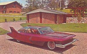 Bobby-Darin-Dream-car-built-in-1962-period-Postcard