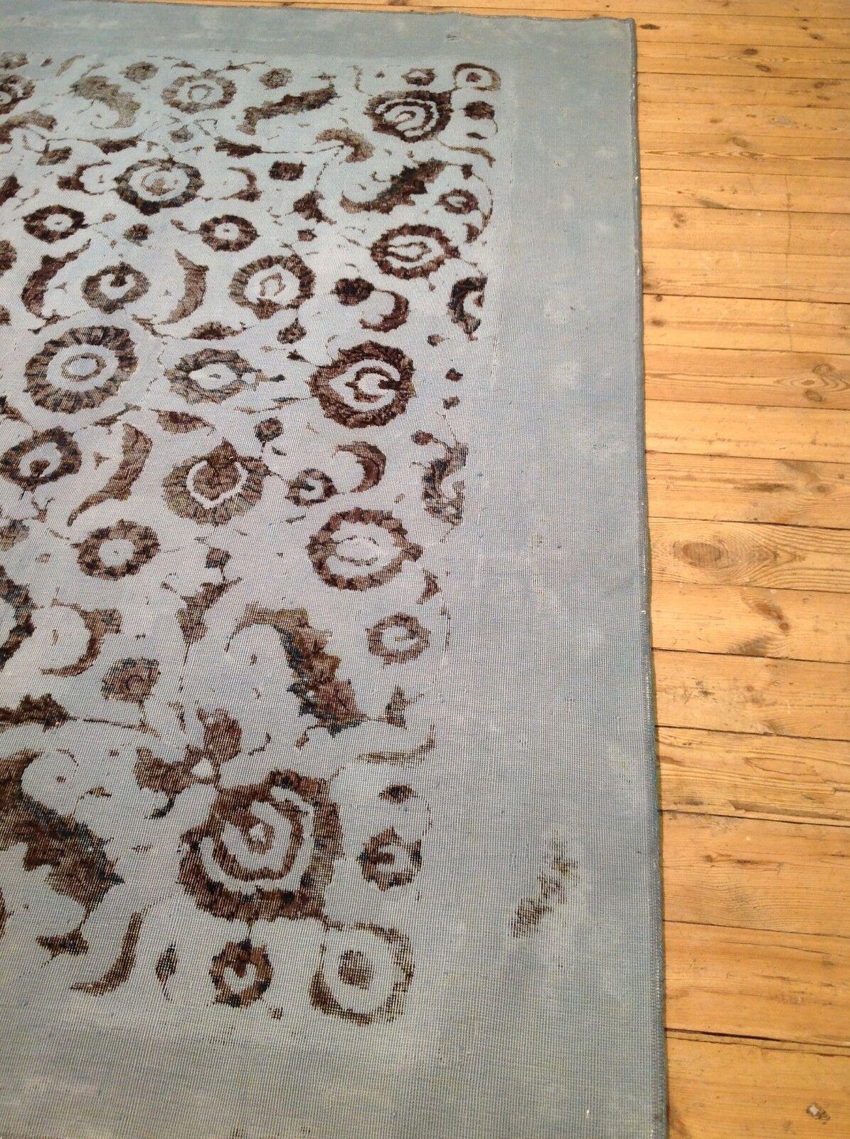 Tapis oriental vintage meurtres tissé main 265 x 205 cm Perses Perses cm NEUF 2284ee