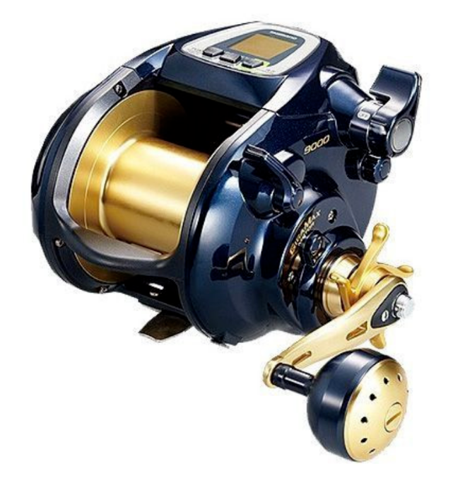 NEW Shimano reel 14 Beast Master 9000 GIGA-MAX MOTOR equipped Free Shipping