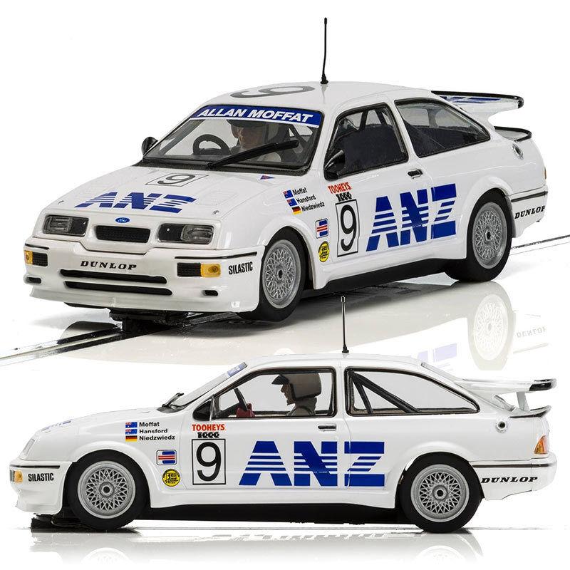 Scalextric Digital Arco Pro Slot Coche C3910 Ford Sierra RS500 Australia y Nueva Zelanda Sierra