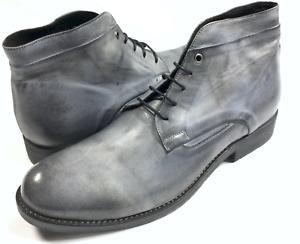 Nuevo en Caja Kenneth Cole Etiqueta Negra para Hombre botas pausa-café estilo QMF6LE006