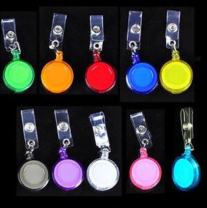 10pcs-ID-Badge-Holder-Reel-Retractable-Key-Clip-Badge-reels-10colors