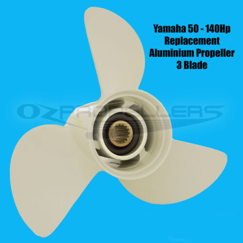For Yamaha 13 5//8 x 13 K PROP PROPELLER NEW SUITS  50-70-80-90-100-115-140HP