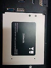 REPLACEMENT Battery for YU Yureka AO5510/Micromax A109  2500mah