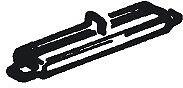 ROCO 42611 Isolierschienenverbinder 24x h0