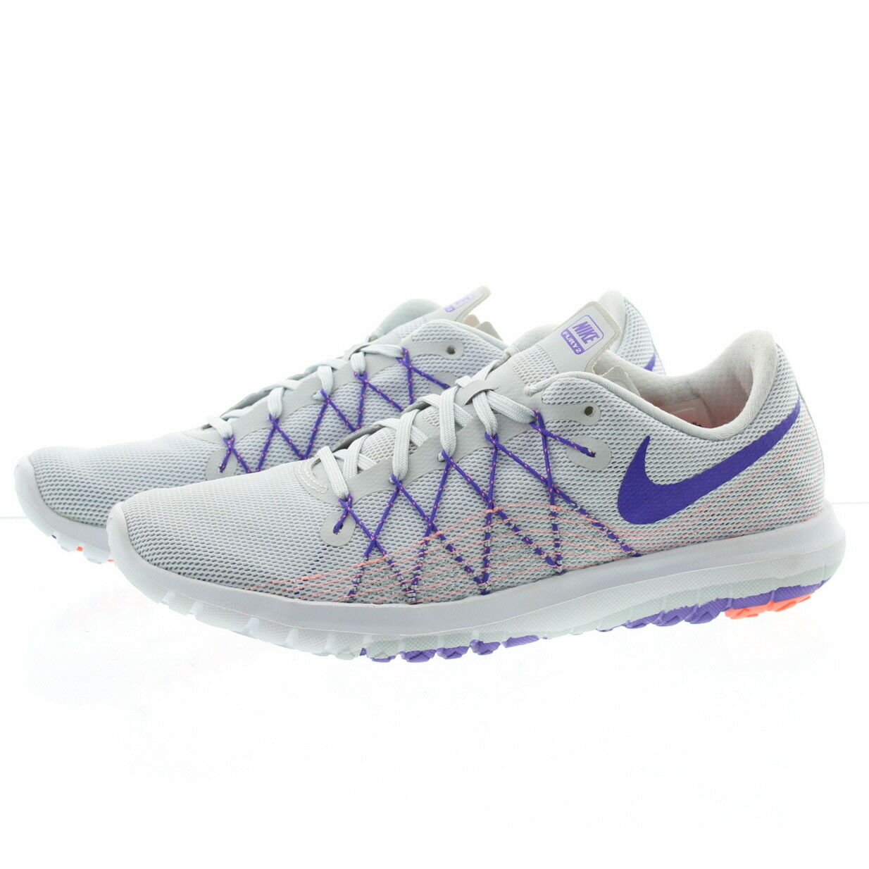Nike 819135 Womens Flex Fury 2 Low Top Running Athletic Athletic Athletic shoes Sneakers d0777a