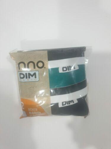 Pak de 2 bóxer UNNO-DIM algodón varios colores
