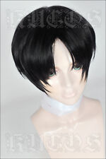 Killing Stalking Yoon Bum Doujinshi Anime Costume Cosplay Wig (Only Wig) +Cap